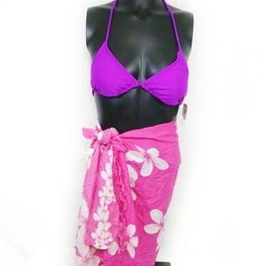 3/$20 Hula Bay wrap / cover up